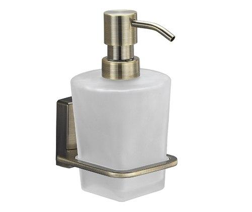 Дозатор для жидкого мыла стеклянный Wasserkraft К-5299