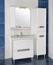Мебель для ванной Аква Родос Бостон 65, 85, 95
