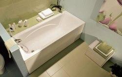 Ванна акриловая с ножками Poolspa Klio 150х70, 160x70, 170х70