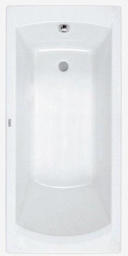 Ванна акриловая с ножками Poolspa Linea 170x75, 180x80