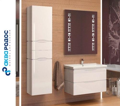 Мебель для ванной Аква Родос Венеция 60, 80, 100 подвесная