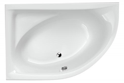 Ванна акриловая Excellent Aquarella 150х100, 170х110