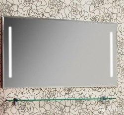 Зеркало с подсветкой для ванной Акватон Отель 100