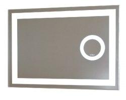 Зеркало с подсветкой Esbano ES-1668HD 80х60 с линзой