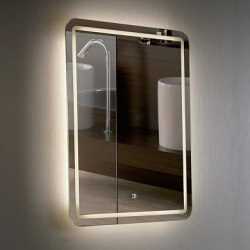 Зеркало с подсветкой Esbano ES-1989 50х70, 60х80, 80х60