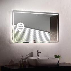 Зеркало с подсветкой Esbano ES-1989 100х70, 120х70 с линзой