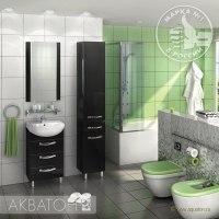 Мебель для ванной Акватон Ария 50Н