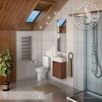 Мебель для ванной Акватон Эклипс 46