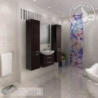 Мебель для ванной Акватон Ария 65М