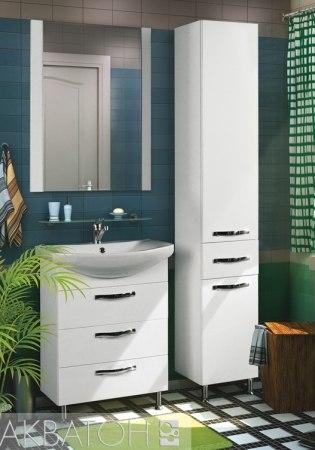 Мебель для ванной Акватон Ария 65Н