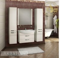 Мебель для ванной Акватон Ария 80М