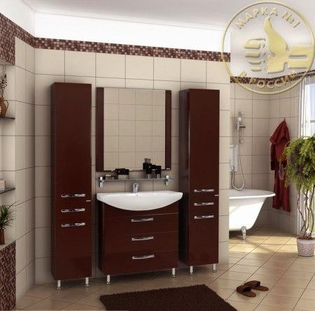 Мебель для ванной Акватон Ария 80Н