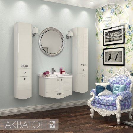Мебель для ванной Акватон Венеция 75