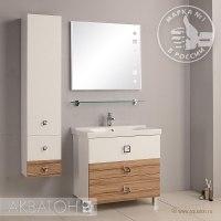Мебель для ванной Акватон Стамбул 85