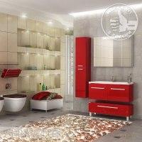 Мебель для ванной Акватон Мадрид 100