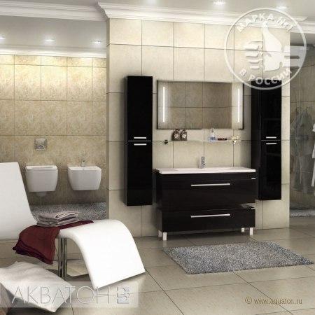 Мебель для ванной Акватон Мадрид 120