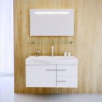 Мебель для ванной Aqwella Europe 100