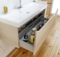 Мебель для ванной Aqwella Verona 80