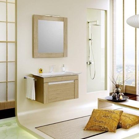 Мебель для ванной Aqwella Simphony 90