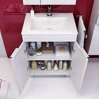 Мебель для ванной Aqwella Бриг 60 напольный