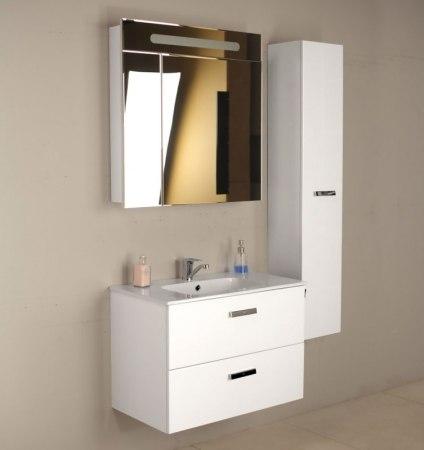 Мебель для ванной Roca Victoria Nord 80 белая