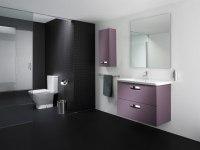 Мебель для ванной Roca The Gap 70 белый, фиолетовый