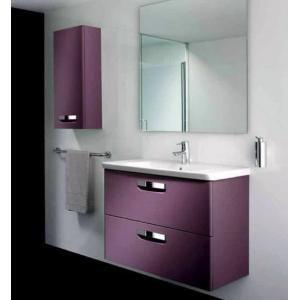 Мебель для ванной Roca The Gap 80 белый,фиолетовый