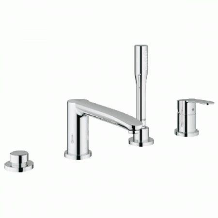 Смеситель для ванны на 4 отверстия Grohe Eurostyle Cosmopolitan 23048002