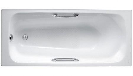 Ванна чугунная Jacob Delafon MELANIE 160x70, 170x70