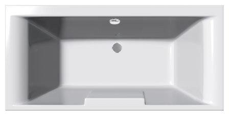 Ванна акриловая Vayer Casoli 170х75, 180х80