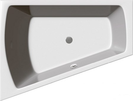 Ванна акриловая Vayer Trinity 160х120, 170х130 (левая, правая)