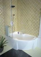 Ванна акриловая Vayer Azalia 150x105, 160x105, 170x105 (левая, правая)