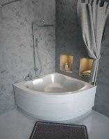 Ванна акриловая Relisan Polina 120x120