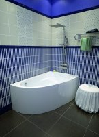 Ванна акриловая Relisan Zoya 140x90, 150x95 (левая, правая)