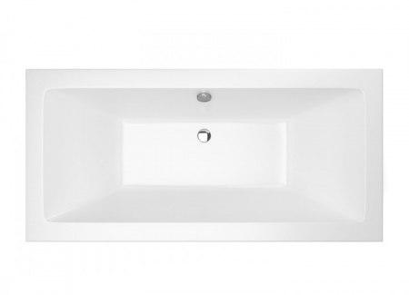 Ванна акриловая Excellent Pryzmat Lux 170х80, 180x80