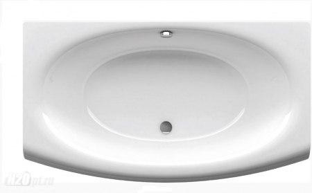 Ванна акриловая Ravak Evolution 170x97, 180x102