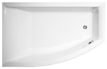 Ванна акриловая VagnerPlast Veronella Offset 160x105 (левая, правая)