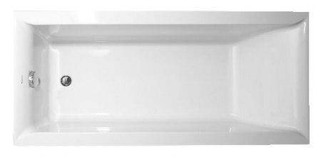 Ванна акриловая VagnerPlast Veronela 160х70, 170х75, 180х80
