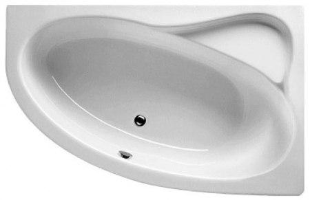 Ванна акриловая Riho LYRA 153х100, 170х110 (ЛЕВАЯ, ПРАВАЯ)