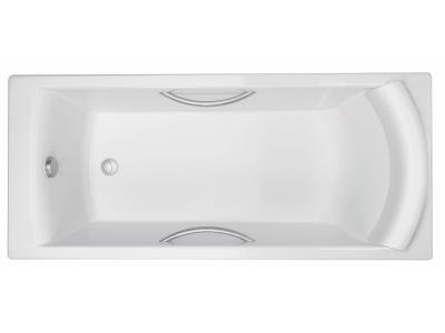 Ванна чугунная Jacob Delafon BIOVE 170х75 с ручками