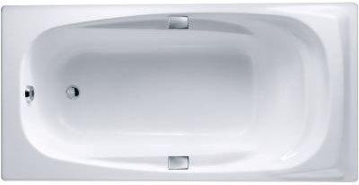 Ванна чугунная Jacob Delafon SUPER REPOS 180 X 90