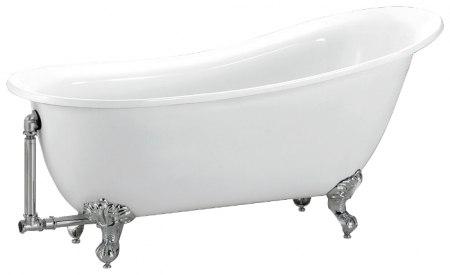 Ванна акриловая BelBagno BB06-1550 155X76