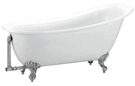 Ванна акриловая BelBagno BB06-1700 170X76
