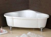 Ванна акриловая угловая BelBagno BB07 150X150