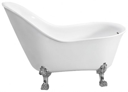 Ванна акриловая BelBagno BB08 147X78