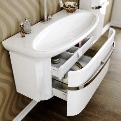 Мебель для ванной Aqwella Escape 90