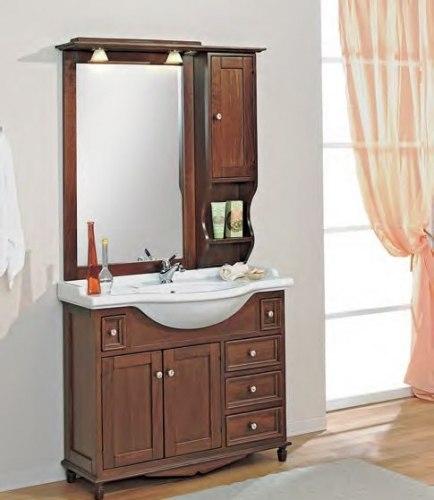 Мебель для ванной Cezares Star 105 cassetti