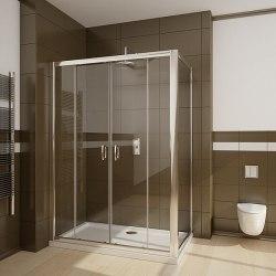 Душевая дверь Radaway Premium Plus DWD 140, 150, 160, 180