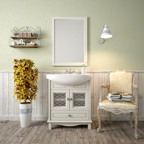 Комплект мебели Opadiris Омега 65 слоновая кость