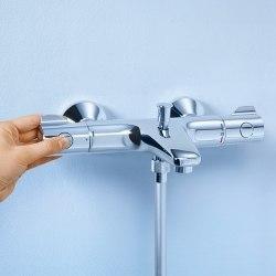 Термостат для ванны Grohe Grohtherm 800 34567000